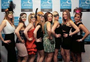 Gala Sup Career Business School INSEEC Marine-Océane Vinot